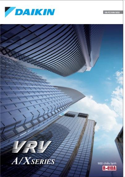 VRV A/X